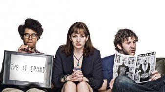 THE IT CROWD ::: Polar-oïde d'une société en chargement
