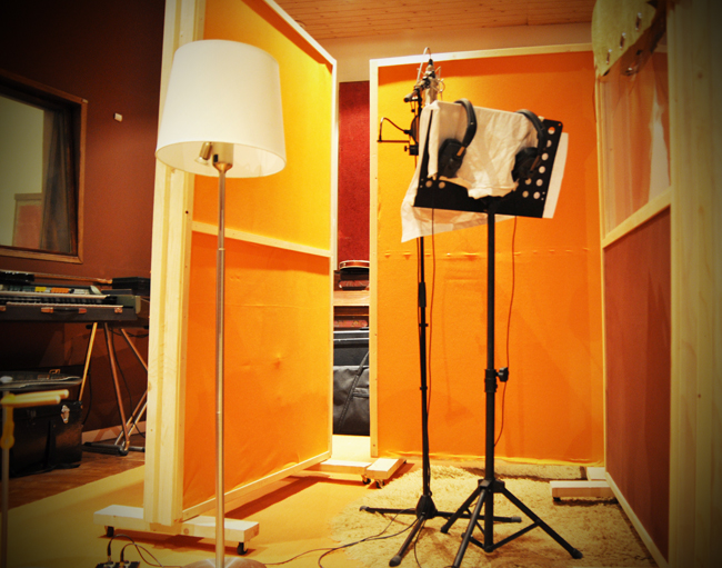 PEIROT6 JEAN LOUIS PIEROT ::: La magie du studio (1/2)