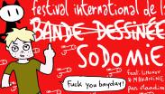 ANGOULÊME PAR MAADIAR ::: Festival de la (dé)bande dessinée