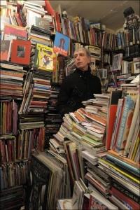 346 200x300 LE REGARD MODERNE ::: Une librairie sans fard
