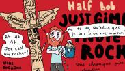 HALF BOB ::: «Just Gimme Indie Rock» par Maadiar
