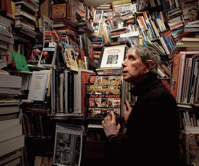 jacques noel regard toujours moderne L 2 LE REGARD MODERNE ::: Une librairie sans fard