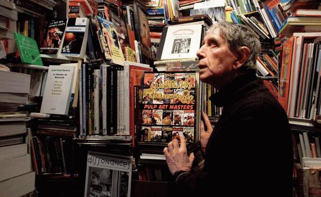LE REGARD MODERNE ::: Une librairie sans fard
