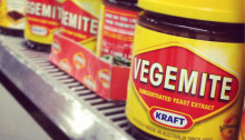VEGEMITE ::: Yeast for life