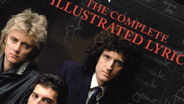 QUEEN ::: The Complete Illustrated Lyrics