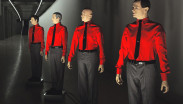 KRAFTWERK ::: (Bio)Man-Machine