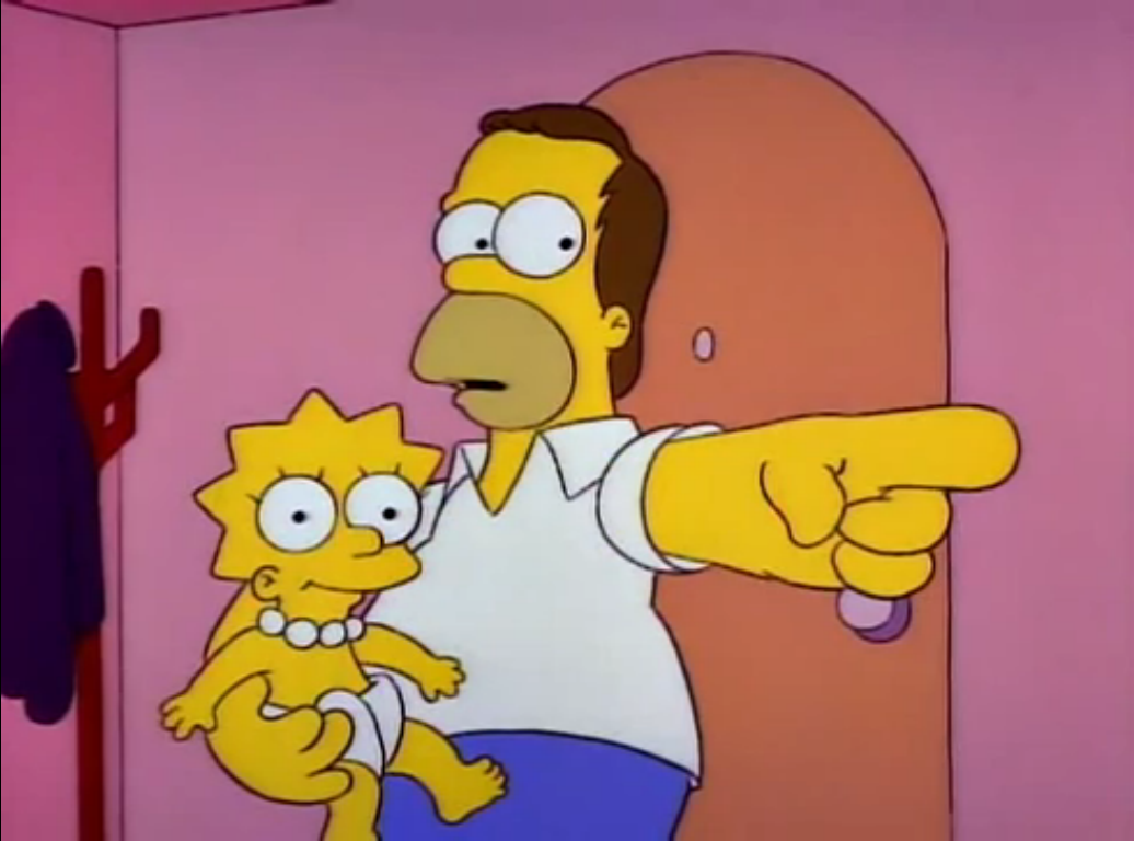 Simpsons sex homer and lisa