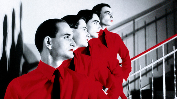 Kraftwerk The man machine.4