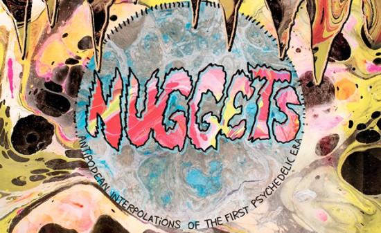 ROCK À LA CASBAH #78  Compilation Nuggets : L'Australie à l'honneur