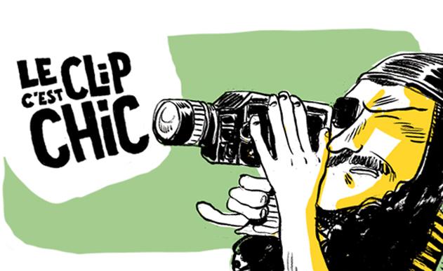 LE CLIP C'EST CHIC !  Emile Sornin, clipper des temps modernes