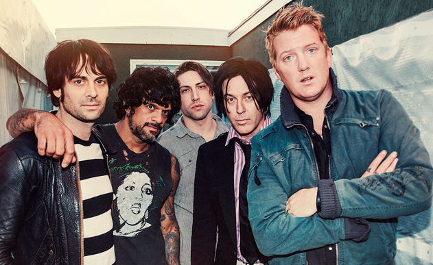 QUEENS OF THE STONE AGE <br> … Like Clockwork