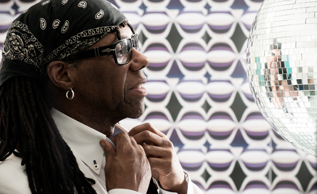 NILE RODGERS <br> Memories of the