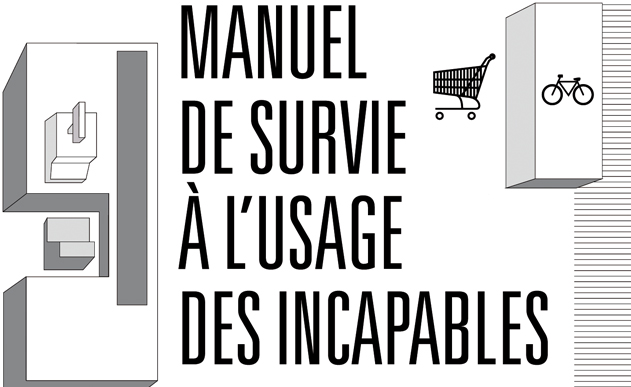 THOMAS GUNZIG <br> Manuel de survie à l'usage des incapables