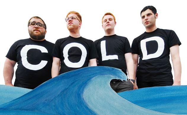 ROCK À LA CASBAH #103 <br> Coldwave et fonte des glaces