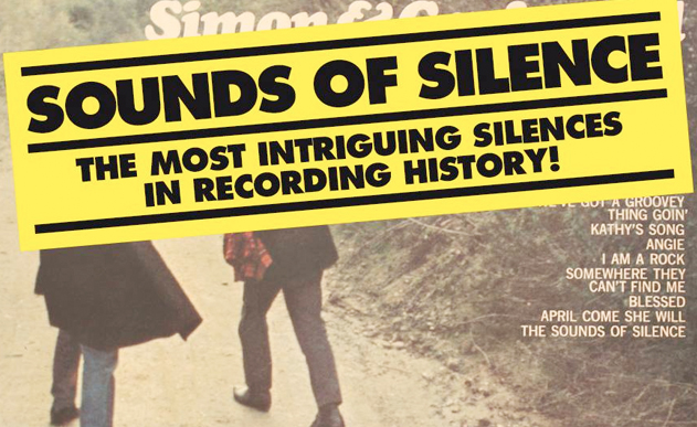 THE SOUNDS OF SILENCE <br> Enjoy the silence(s)