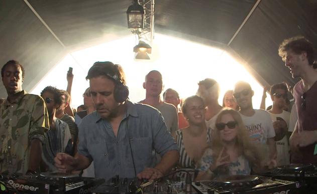 LAURENT GARNIER [INTERVIEW] <br> DJ Platine