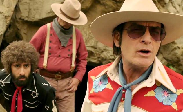 CHARLES SWAN III <br> Pourquoi Charlie Sheen ne sera jamais Hank Moody