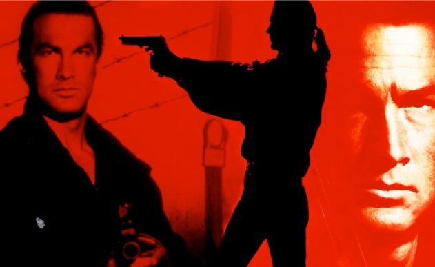 COUP DE BOULE À NOTTING HILL  Un film de Steven Seagal