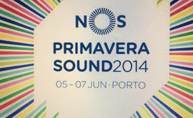 PRIMAVERA SOUND 2014  Porto allègre