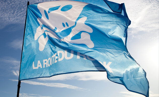 LA ROUTE DU ROCK <br> Le village des irréductibles Bretons