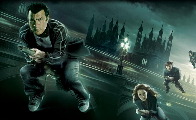 HARRY POTTER <br> Un film de Steven Seagal