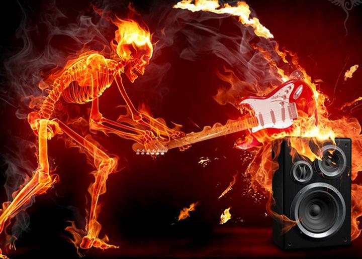 POURQUOI LE ROCK EST « RE-MORT »