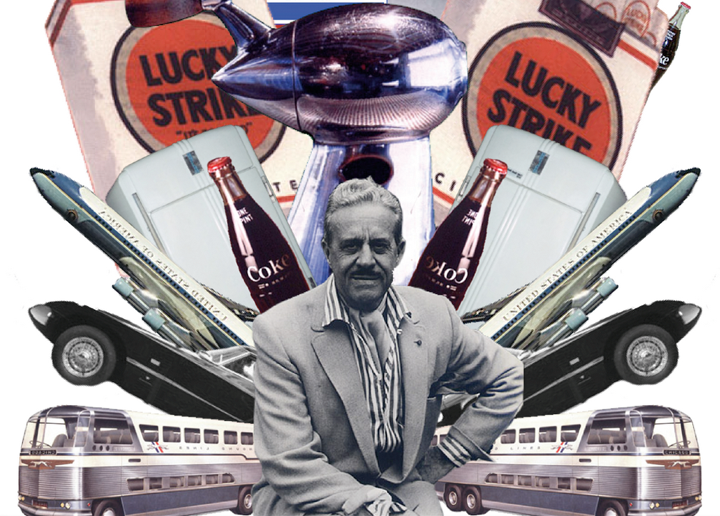 RAYMOND LOEWY <br> The self mad(e) man
