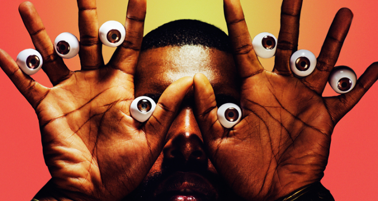 FLYING LOTUS <br> You're dead !
