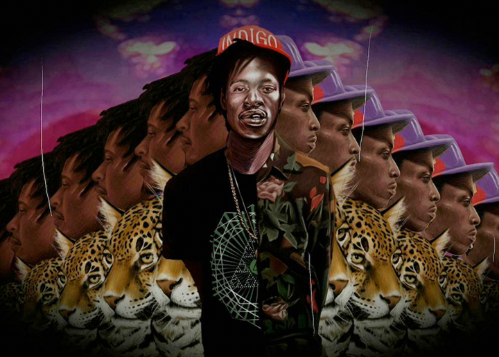 THE UNDERACHIEVERS <br> Masters of Spirituality