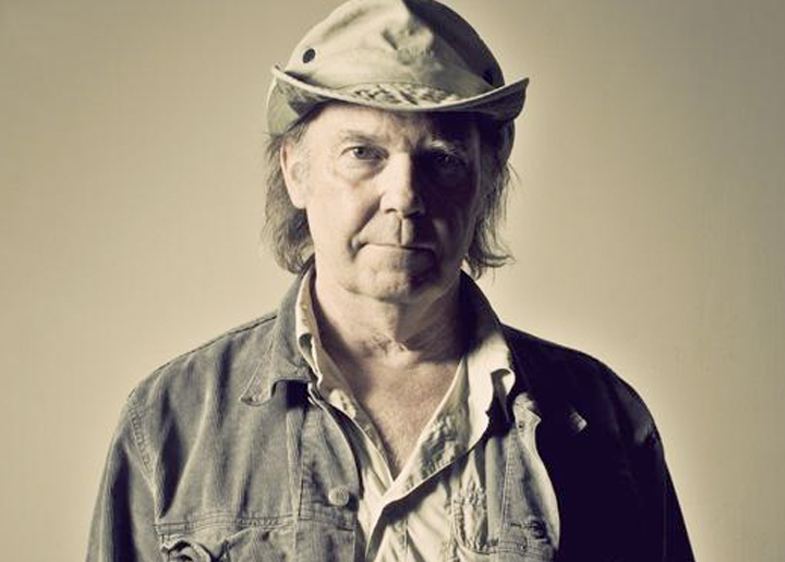NEIL YOUNG <br> Story(a)tone