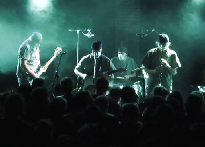 CLINIC : « SEE SAW » LIVE