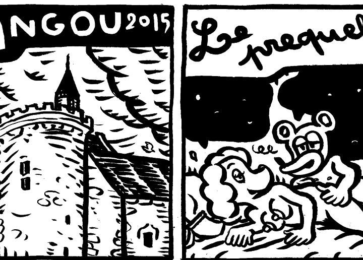 FESTIVAL D'ANGOULÊME  Le prequel de Maadiar