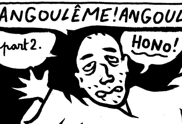 LE FESTIVAL D'ANGOULEME VU PAR...MAADIAR (PART 2)