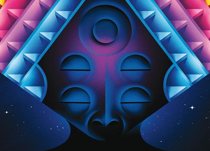 SAINT DES SYNTHS (4/5)  Les ''space oddities'' de JP Decerf