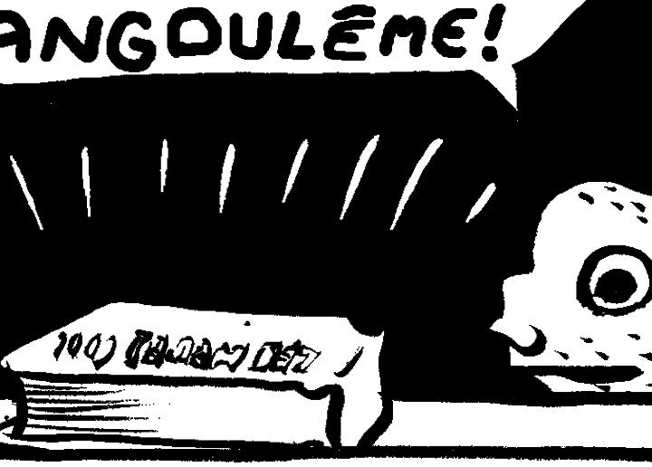 LE FESTIVAL D'ANGOULÊME VU PAR... MAADIAR (PART 3)