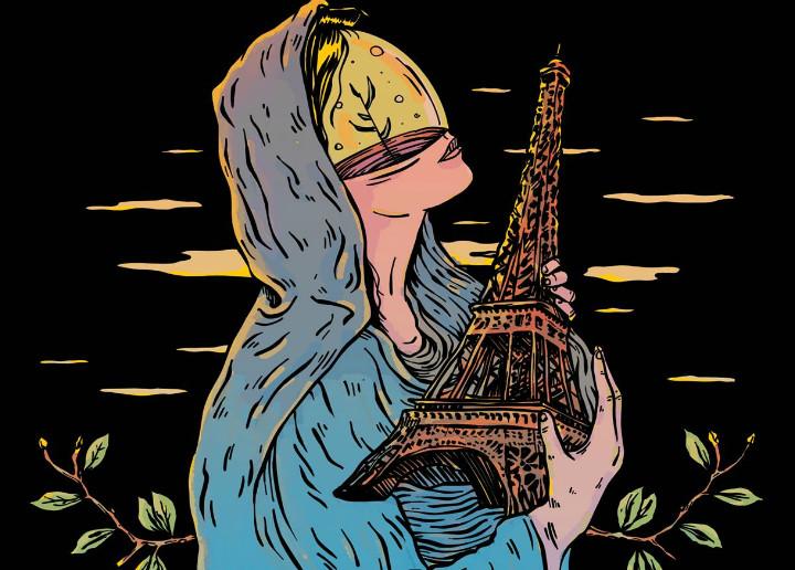 LONELADY, BLACKMAIL ET PARIS  Le 16 Mai à la Maroquinerie