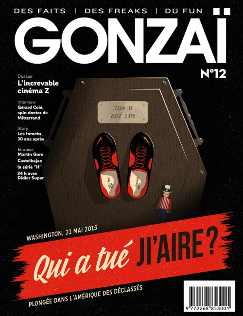 GONZAÏ MAGAZINE N°12
