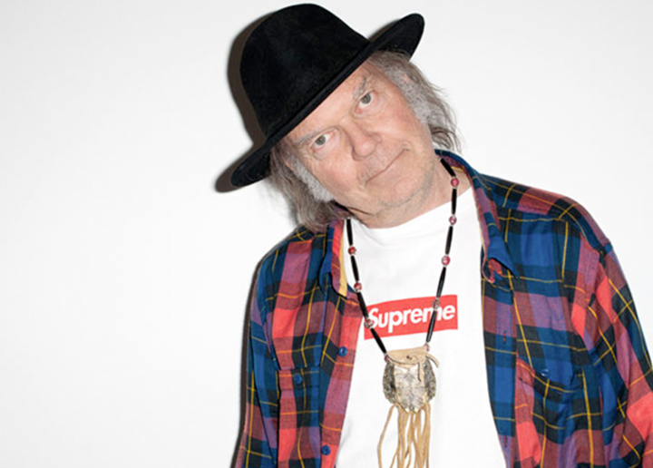 NEIL YOUNG  The Monsanto Years