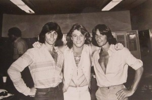 Alessi Brothers & Andy Gibb
