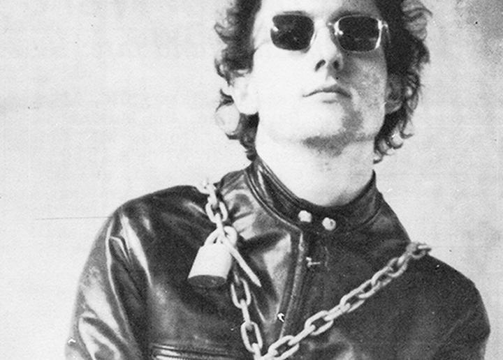 PETER LAUGHNER  Un fantôme proto-punk à Cleveland