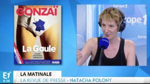 polony revue de presse gonzai