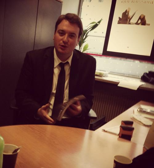 Novembre 2012 : premier rendez-vous chez le banquier pour créer la SARL Gonzaï Media. La grande aventure comptable est en marche