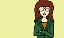 DARIA [1997-2002] <br> High School Cynical