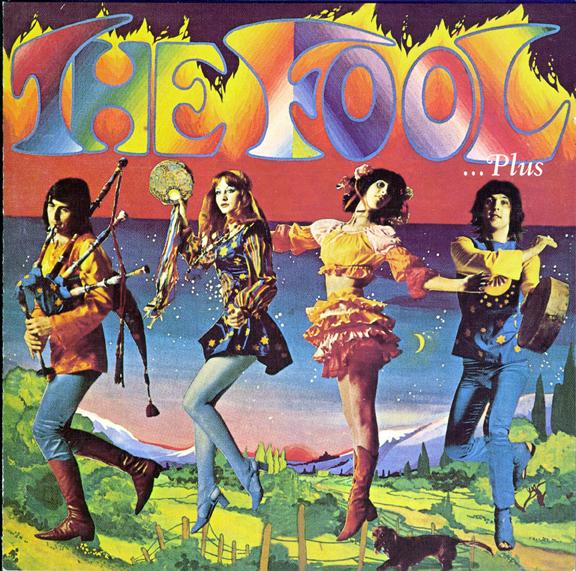 B-The Fool album cover