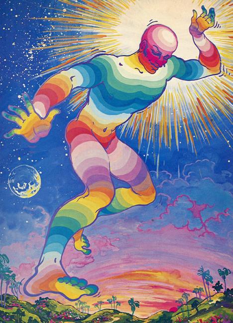 F-Rainbowman