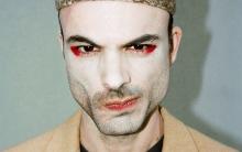 Joakim, sans maquillage