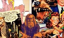 Un nouveau clip de Gloria : des collages vers les sixties