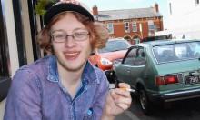 Callum Browne, 20 ans et déjà patron de la scène underground irlandaise