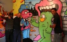 A mort le Street Art, vive le K13