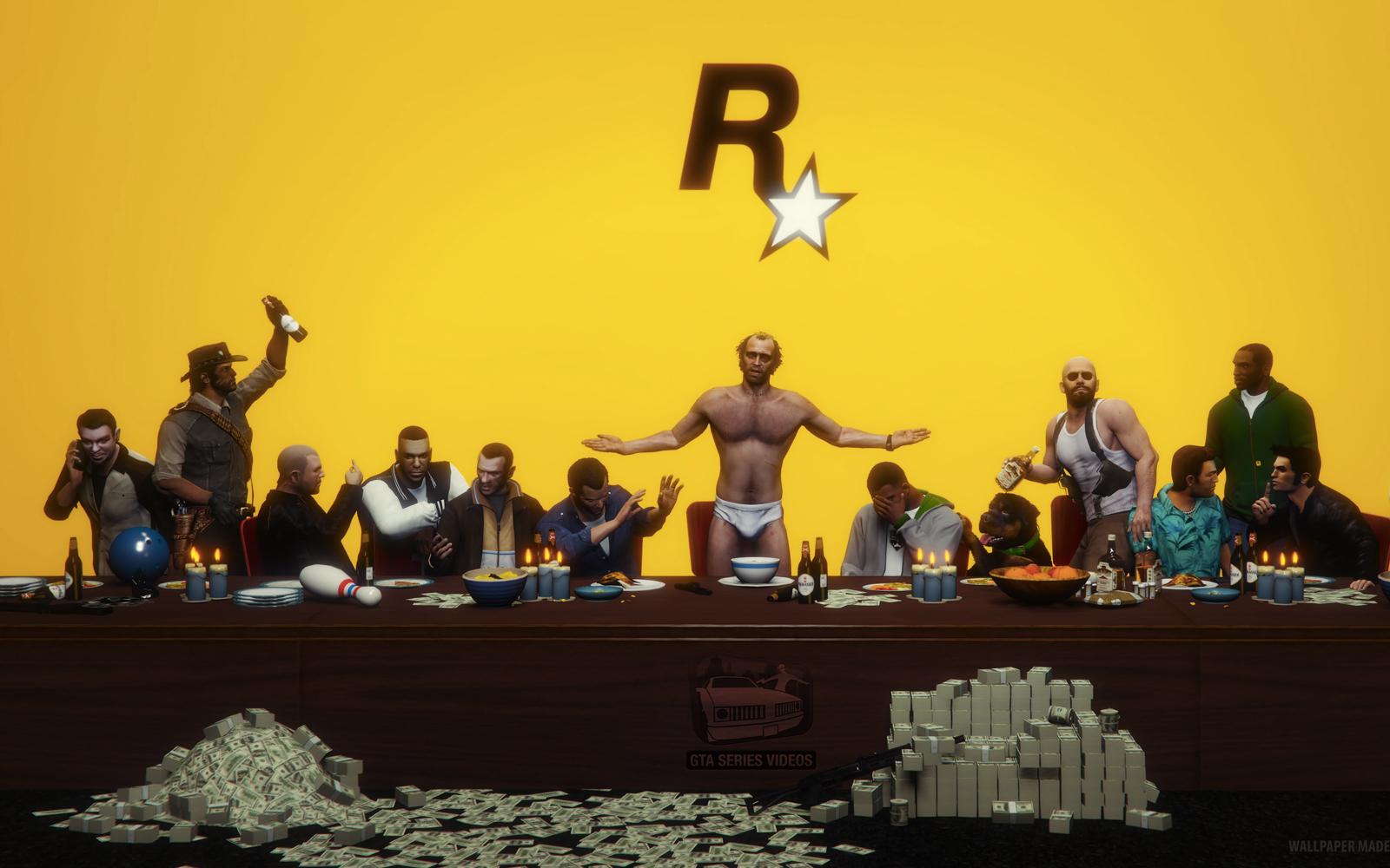 Rockstar Games Le Casse Du Si 232 Cle